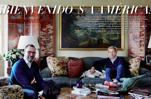 James Costos & Michael Smith