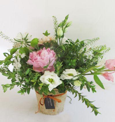 Cestita de Flor de Temporada